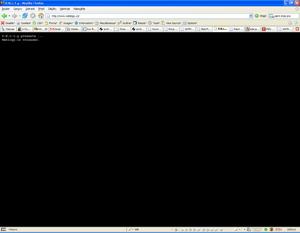 Weblogy.cz hacknuty - Screenshot